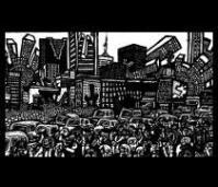 surrealism art, hero comics