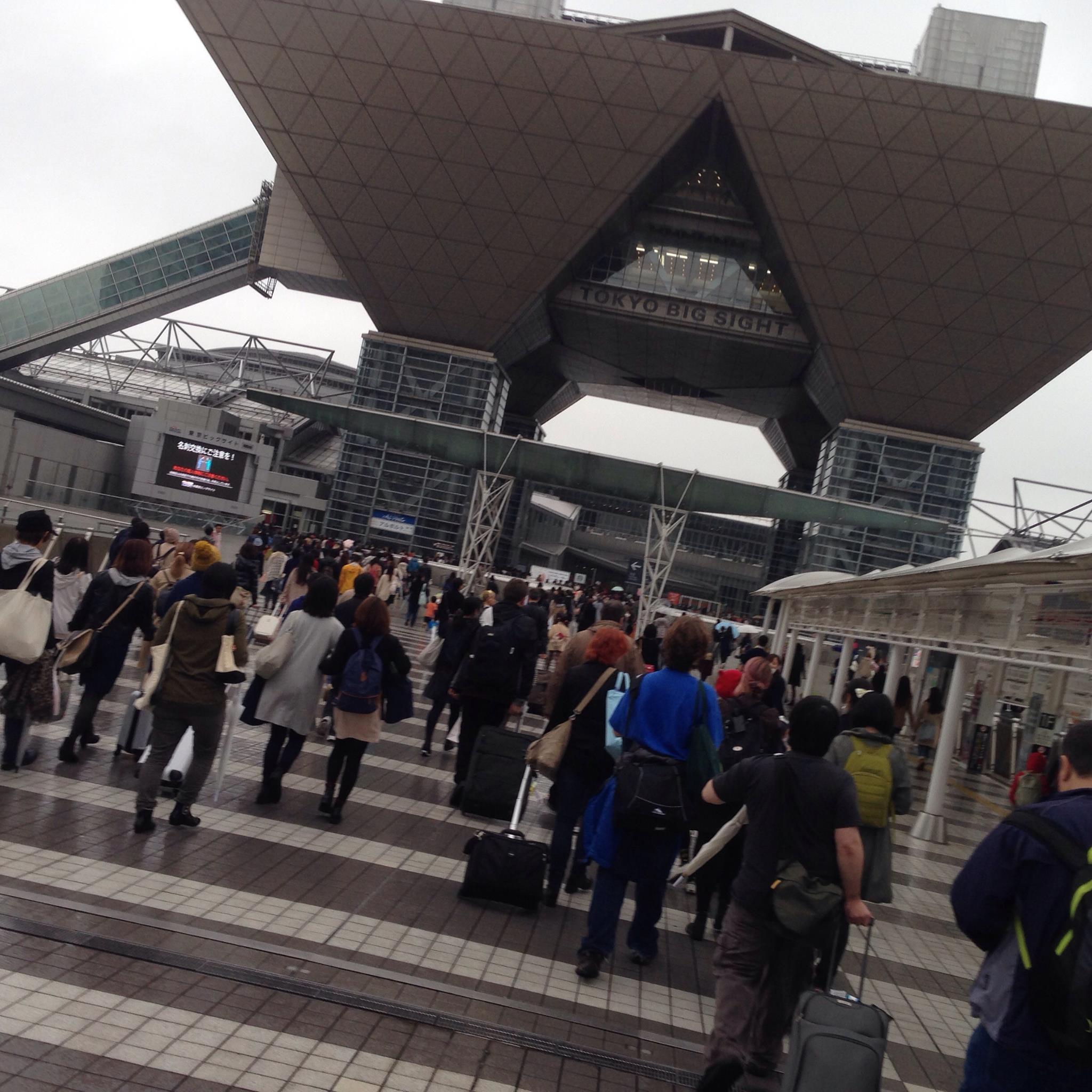 TCAF in Tokyo 海外マンガフェスタ