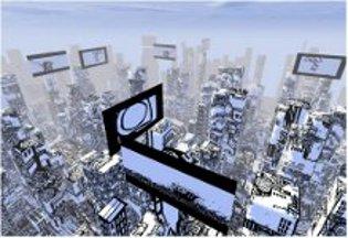 3d Art, video game artwork