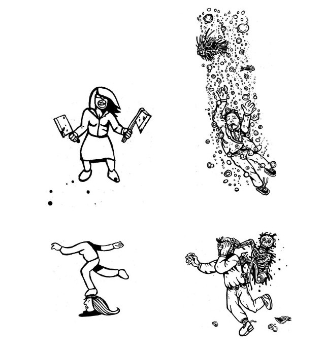 funny drawings