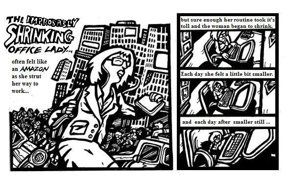 webcomics, alternative comics