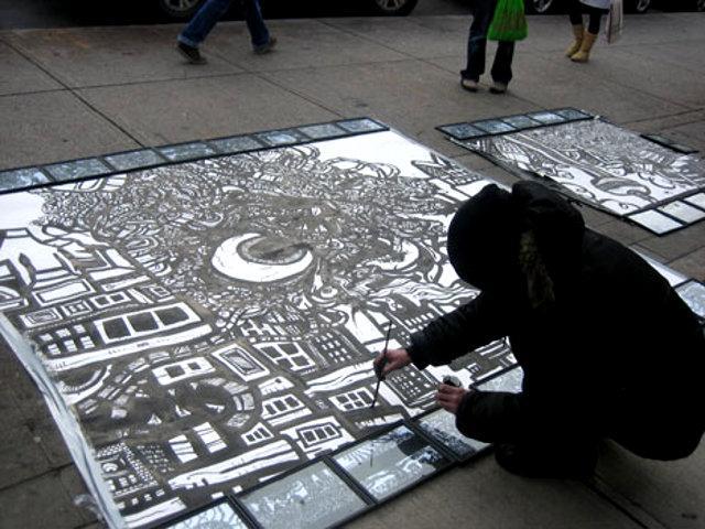 blog TO, Graffiti Street Art