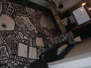 cartoon murals,graffiti street art