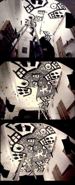 ceiling murals,