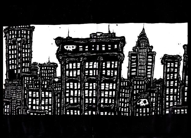 New,york,drawings,comics,art