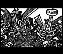 comic book drawings, graffiti sketches