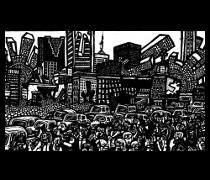 comic book drawings, surrealism art