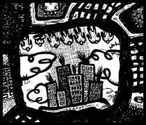 comic book drawings, surrealism artwork