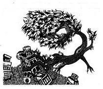 comic book drawings,tree drawings