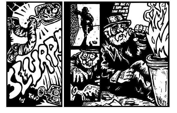 underground comix,webcomics, read comics online