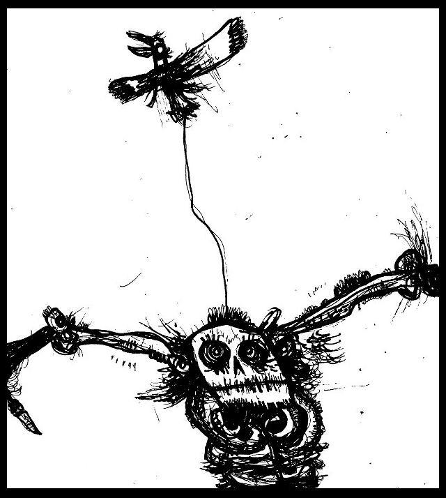 Dark Scarecrow Drawing Dark Drawings,scarecrow