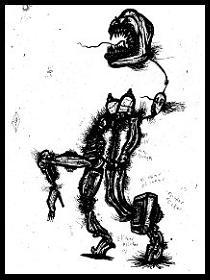 dark drawings,