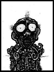 dark drawings