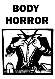 free online comics, body horror