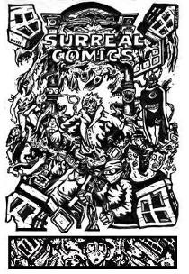 free online, surreal comics
