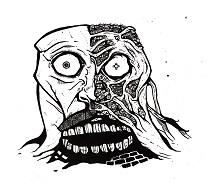 gothic artwork, comic book blogs