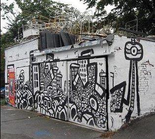 graffiti artists