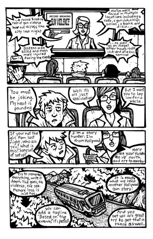 online comic books, strange tales