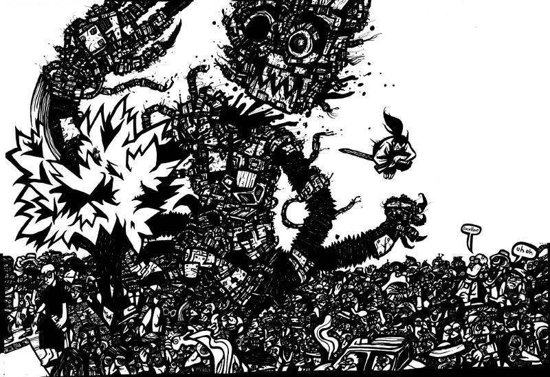 samurai comics, read comic books online