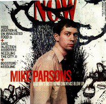 Mike Parsons, Now Magazine Toronto