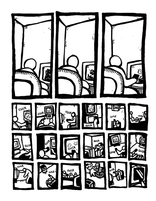 political comics