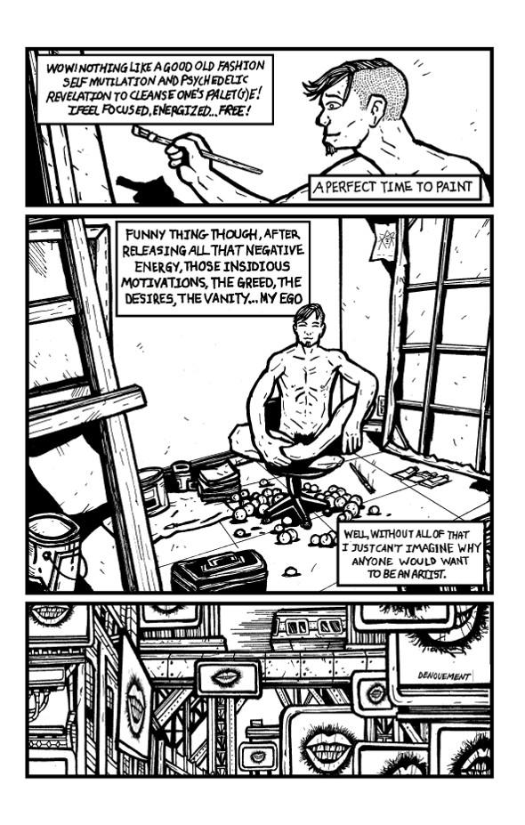 read comics online, surreal