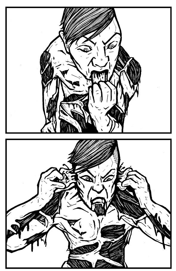 read comics online, horror