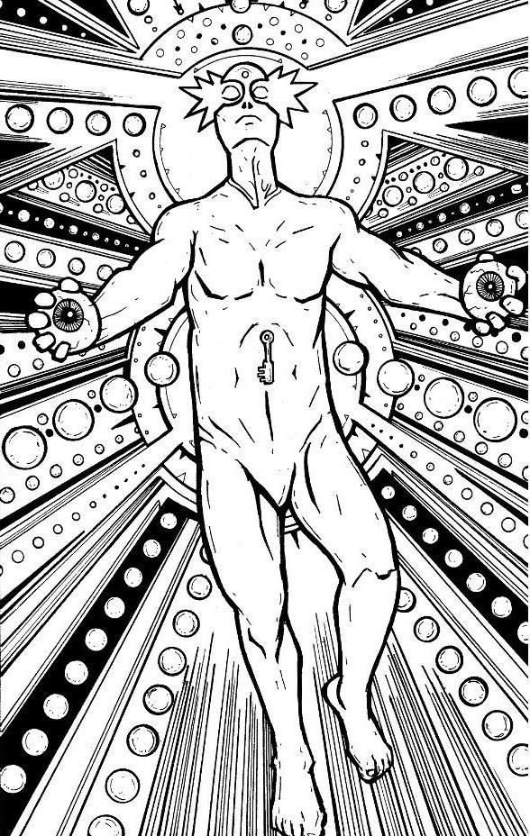 read comics online, psychedelic