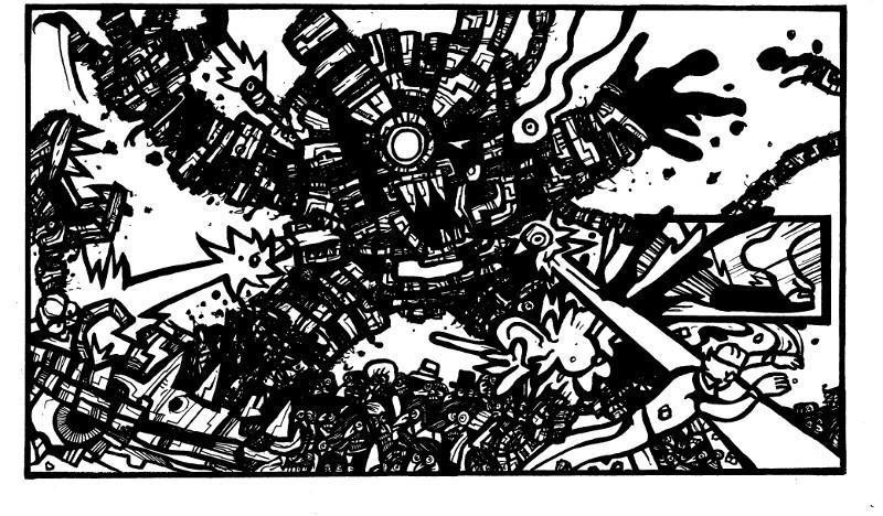 ronin warriors, read comics free online