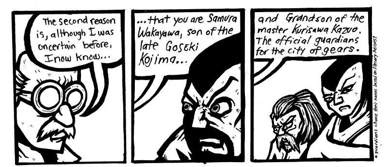 samurai drawings, read comic books online