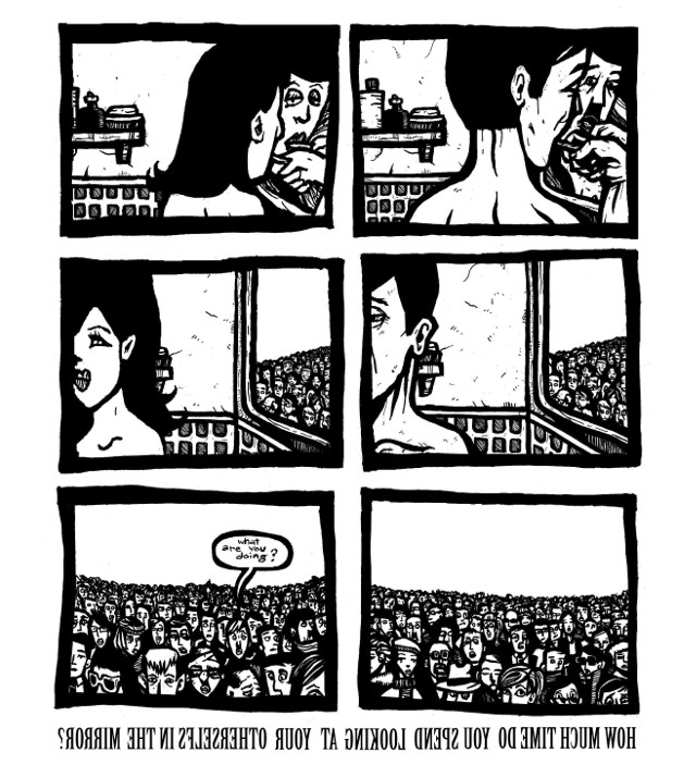 strange comics
