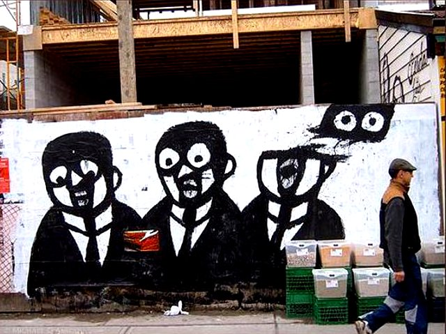 comic book drawings, street art