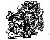 free online cartoons, kids comics, comic book drawings, read comic books online