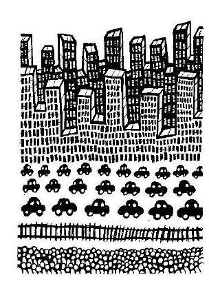 black white art, urban, gothic