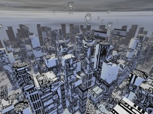 video game artwork, cg art