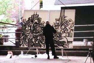 graffiti drawing,comic books