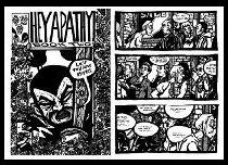 read comic books online, manga, zombie, samurai, drawings,