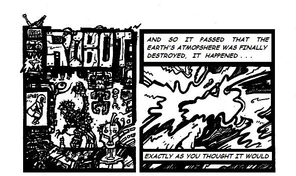robot,comics,alternative,independent,underground,monsters,art,