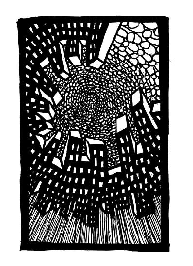 spiral drawing,art,comics