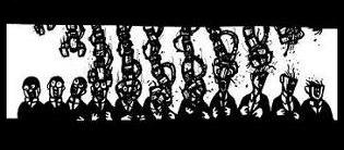 weird drawings, machine heads