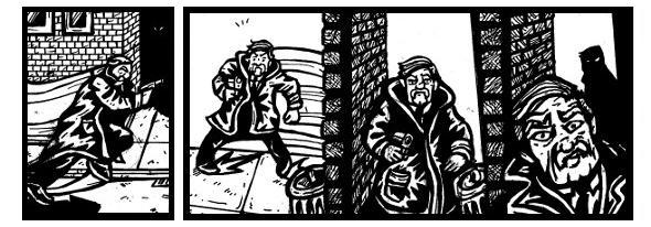 police comics,free comics online, weird stories, weird drawings,monster drawings